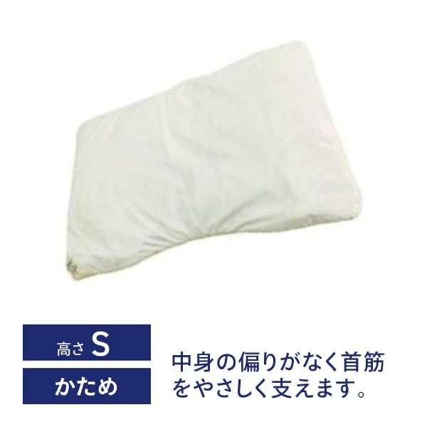 ユニットまくらEX そばひのき S(使用時の高さ:約2-3cm)【日本製】