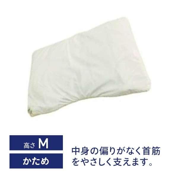 ユニットまくらEX そばひのき M(使用時の高さ:約3-4cm)【日本製】
