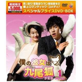 僕の彼女は九尾狐<クミホ> 期間限定スペシャルプライスDVD-BOX1 【DVD】