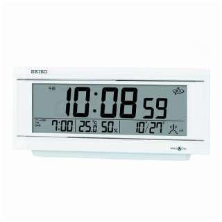 衛星電波置き時計 「スペースリンク」 GP501W
