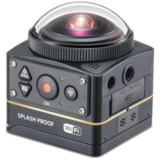 SP360 4K 360°カメラ PIXPRO [4K対応 /防水+防塵+耐衝撃]