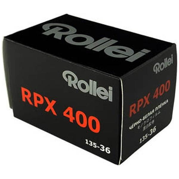 モノクロフィルムRollei RPX400 135-36 RPX4011