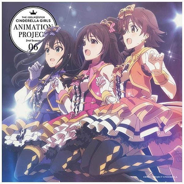 (アニメーション)/THE IDOLM@STER CINDERELLA GIRLS ANIMATION PROJECT 2nd Season 06 【CD】