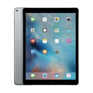 iPad Pro 12.9インチ Retinaディスプレイ Wi-Fiモデル ML0F2J/A (32GB・スペースグレイ)