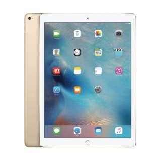 iPad Pro 12.9インチ Retinaディスプレイ Wi-Fiモデル ML0R2J/A (128GB・ゴールド)(2015)