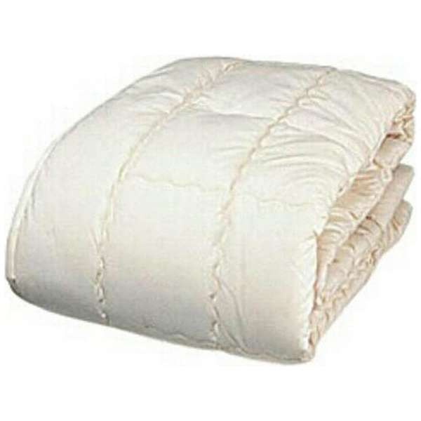 【ベッドパッド】ウォッシャブルウールベッドパッド(クィーンサイズ/170×200cm)