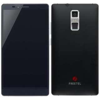 SAMURAI 極 KIWAMI 黒「FTJ152D-KIWAMI-BK」 Android 5.1・6型・メモリ/ストレージ:3GB/32GB microSIMx1 nanoSIMx1 SIMフリースマートフォン