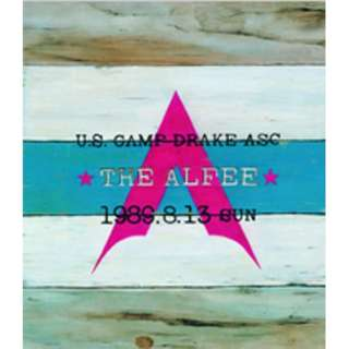 THE ALFEE/U.S.CAMP DRAKE ASC THE ALFEE 1989.8.13 SUN 【ブルーレイ ソフト】