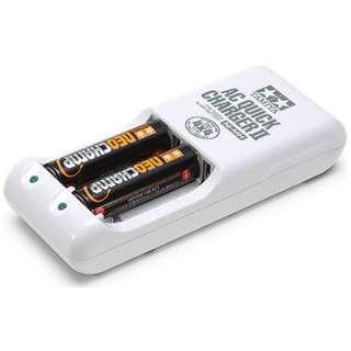 【ミニ四駆】単3形ニッケル水素電池ネオチャンプ(2本)と急速充電器II