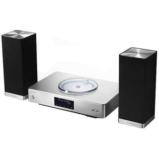 【店舗のみの販売】Technics ハイレゾ音源対応コンポ SCC500S [Bluetooth対応 /ハイレゾ対応]