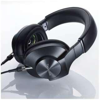 【店舗のみの販売】Technics ハイレゾ音源対応ヘッドホン EAHT700K