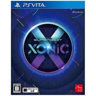 SUPERBEAT XONiC(スーパービート ソニック)【PS Vitaゲームソフト】