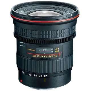 カメラレンズ AT-X17-35F4 PRO FX V 17-35mmF4 [キヤノンEF /ズームレンズ]