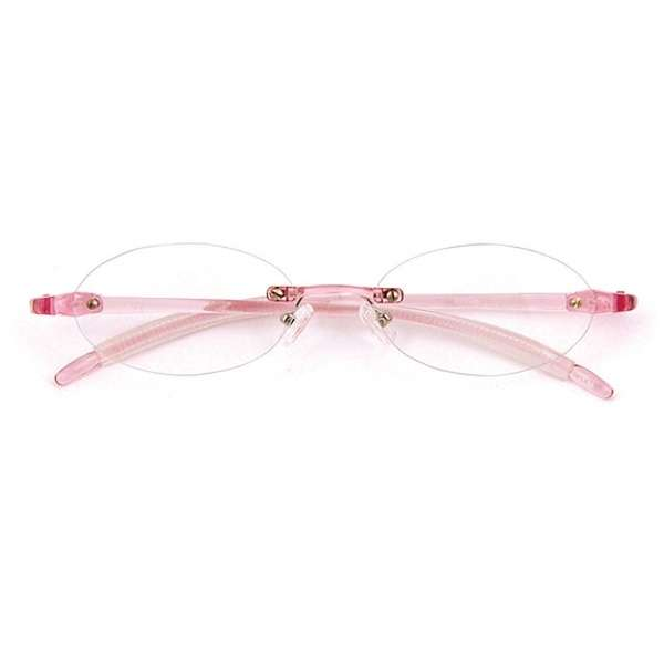 TR-90老眼鏡 TP-10 PK(ピンク/+1.00)