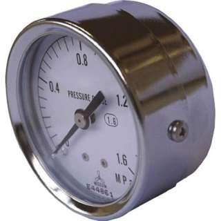 日本精器 圧力計50mm1/4 1.5MPa BN-PG50-15K