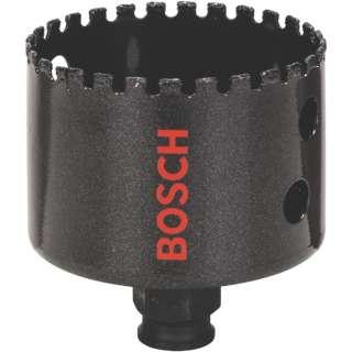 ボッシュ 磁気タイル用ダイヤモンドホールソー 65mm DHS-065C