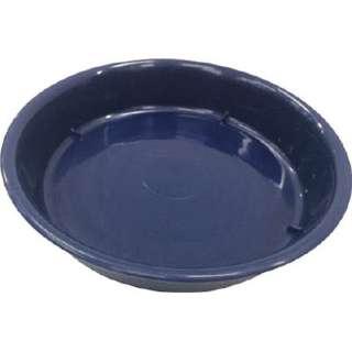 IRIS 鉢受皿中深型 ダークブルー 8号 HUMD-8-BL