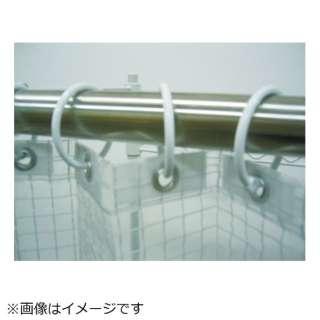 ユタカ 金具 シート吊りフックリング 10個入り KJ27