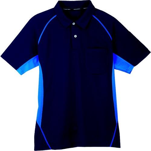 コーコス信岡 コーコス コーコス 半袖ポロシャツ 1ネイビー M MX7071M