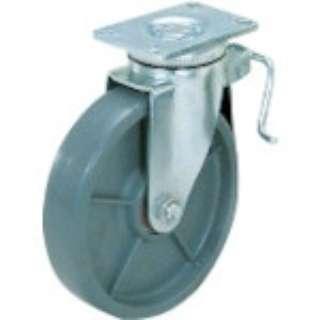 スガツネ工業 重量用キャスター径152自在ブレーキ付SE(200ー133ー371 SUG-8-806B-PSE