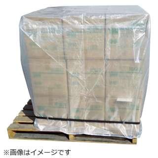 TRUSCO パレットカバー1500×1500×1200 ベルト付 TPC-B-3