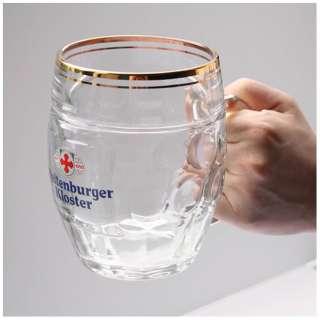 ヴェルテンブルガー 樽型グラス 500ml