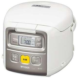 JAI-R551-W 炊飯器 炊きたてミニ ホワイト [3合 /マイコン]