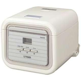 JAJ-A552-WS 炊飯器 炊きたて tacook(タクック) シンプルホワイト [3合 /マイコン]