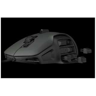 ROC-11-900-AS マウス Nyth [レーザー /18ボタン /USB /有線]