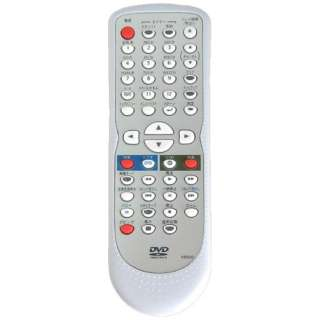 純正ビデオ一体型DVDレコーダー用リモコン NB600JD 【部品番号:RP-REMOCON NB600JD】