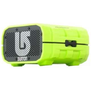 BRV1XBB ブルートゥース スピーカー BRV-1 BURTON Black/Yellow [Bluetooth対応 /防水]