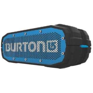 BRVXBBU ブルートゥース スピーカー BRV-X BURTON Blue/Black [Bluetooth対応 /防水]