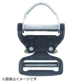 COBRA バックル 45mm Dリング マットブラック FX45MVD-B 《※画像はイメージです。実際の商品とは異なります》