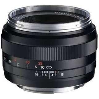 カメラレンズ T* 1.4/50 Planar ブラック [キヤノンEF /単焦点レンズ]