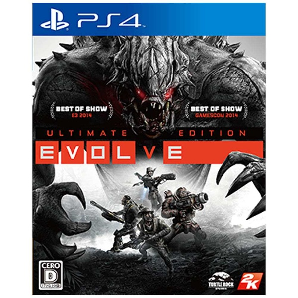 EVOLVE Ultimate Edition