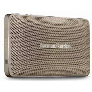 ブルートゥース スピーカー HKESQUIREMINIGLD ゴールド [Bluetooth対応]
