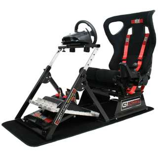 Gaming sheet Next Level Racing GTultimate V2 Racing Simulator Cockpit [set product] NLR-S001