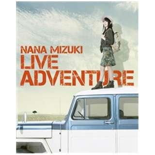 水樹奈々/NANA MIZUKI LIVE ADVENTURE 【ブルーレイ ソフト】