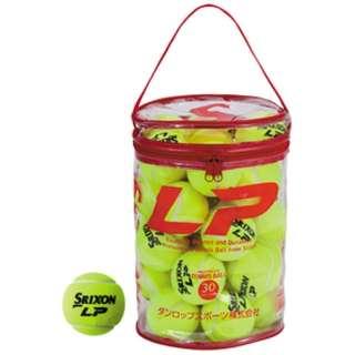 練習用テニスボール プレッシャーレスボール SRIXON LP(1袋30球入バッグ) SRIXON LP 30BAG