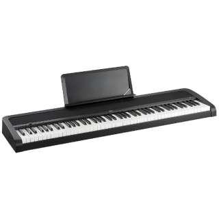 B1 電子ピアノ ブラック [88鍵盤] 【ステージタイプ】