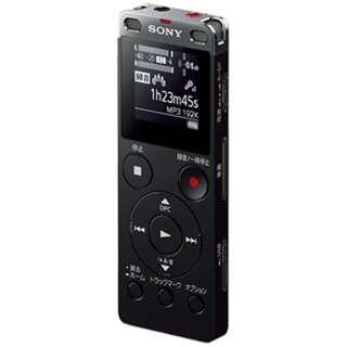 ≪海外仕様≫ステレオICレコーダー [4GB] ICD-UX560F BCE ブラック