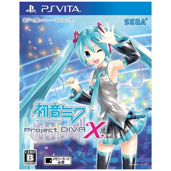 初音ミク - Project DIVA - X [PS Vita]