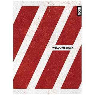 iKON/WELCOME BACK 初回生産限定DELUXE EDITION盤 【CD】