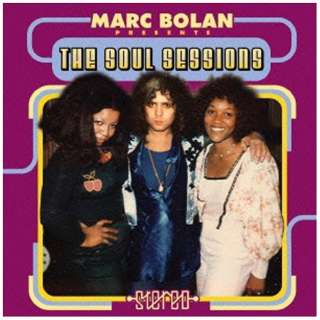 Marc,Gloria & Pat/Marc Bolan presents The Soul Sessions 【CD】
