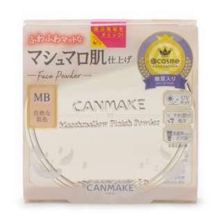CANMAKE (キャンメイク) マシュマロフィニッシュパウダー MB マットベージュオークル SPF26 PA++