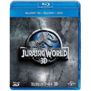 ジュラシック・ワールド3D ブルーレイ&DVDセット(ボーナスDVD付) 【ブルーレイ ソフト】