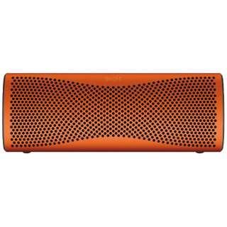 MUO ORANGE ブルートゥース スピーカー サンセットオレンジ [Bluetooth対応]