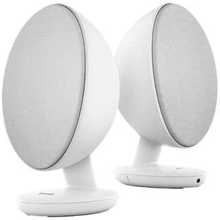 EGG WH ブルートゥース スピーカー PURE WHITE [Bluetooth対応]