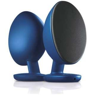 EGG BLUE ブルートゥース スピーカー フロステッドブルー [Bluetooth対応]