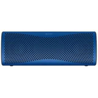 MUO BLUE ブルートゥース スピーカー ネプチューンブルー [Bluetooth対応]